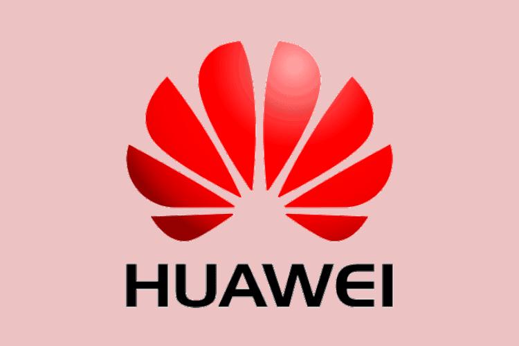 Referenzbild Huawei Logo
