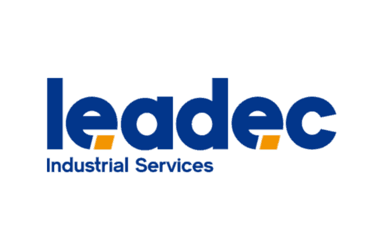 Referenzbild Leadec Logo