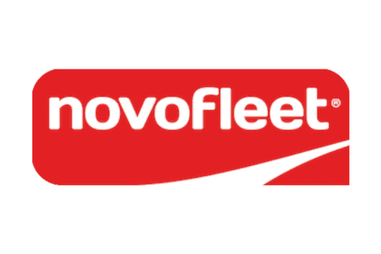 Referenzbild Novofleet Logo