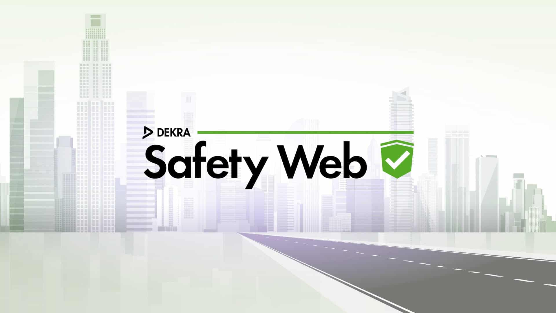Headerbild DEKRA Safety Web