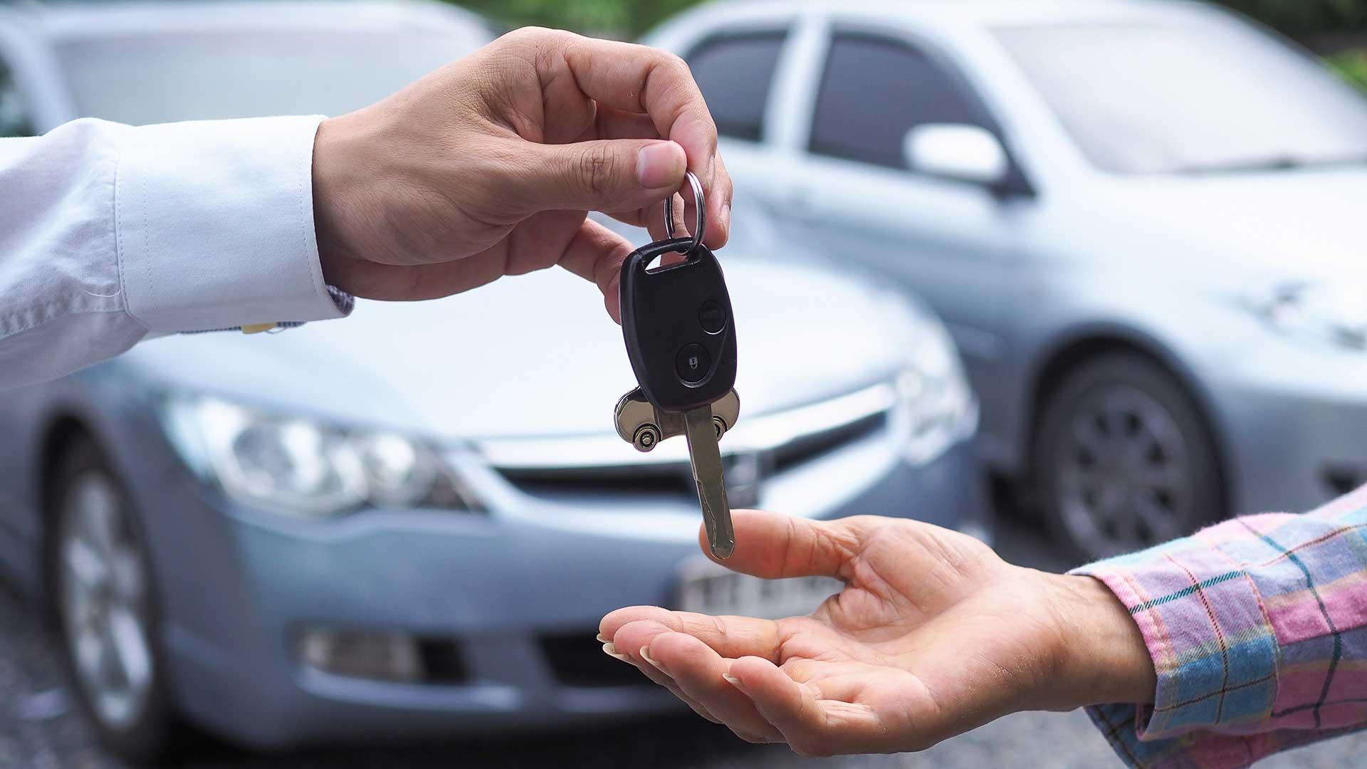 Schlüsselübergabe Auto, Übertragung der Halterhaftung