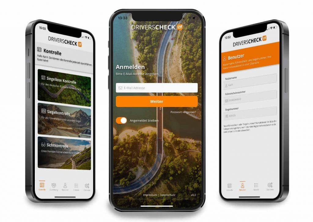 DriversCheck App Update Bild