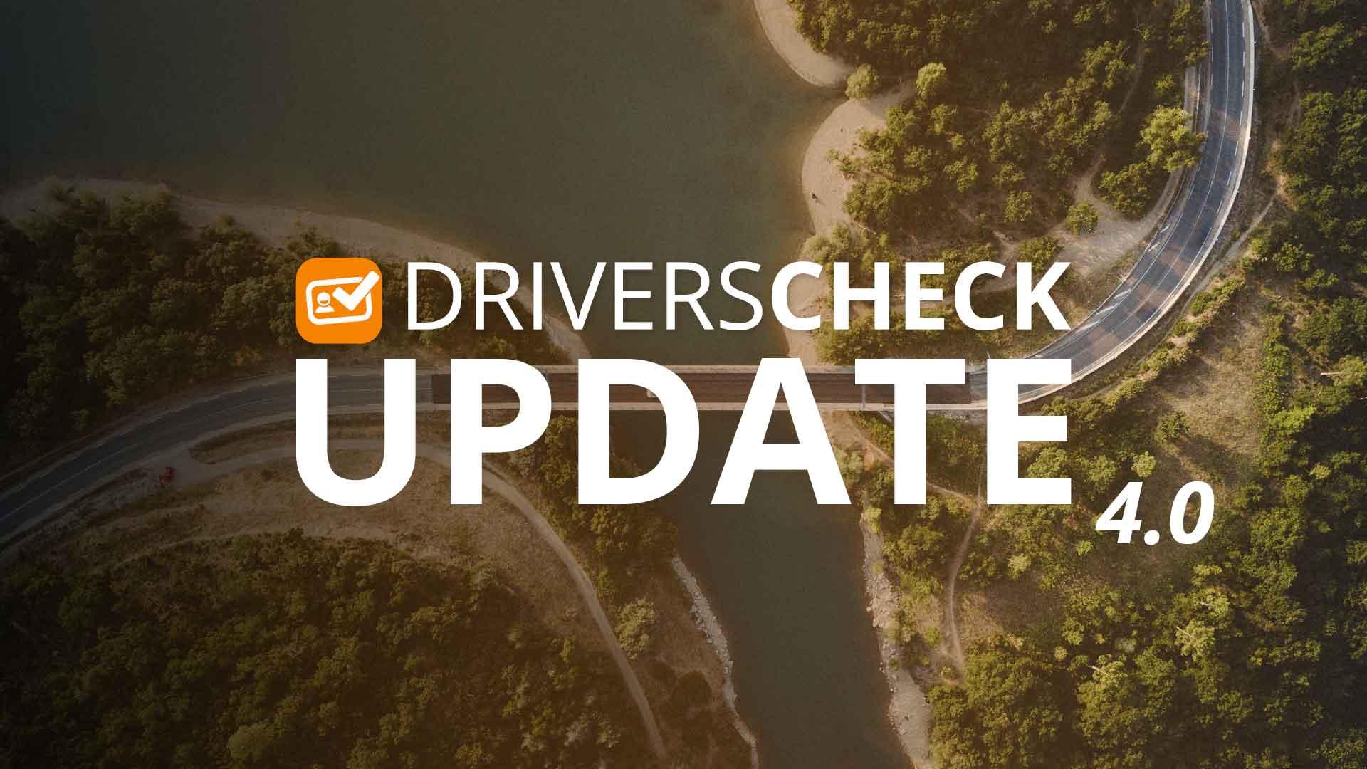 DriversCheck App Update 4.0