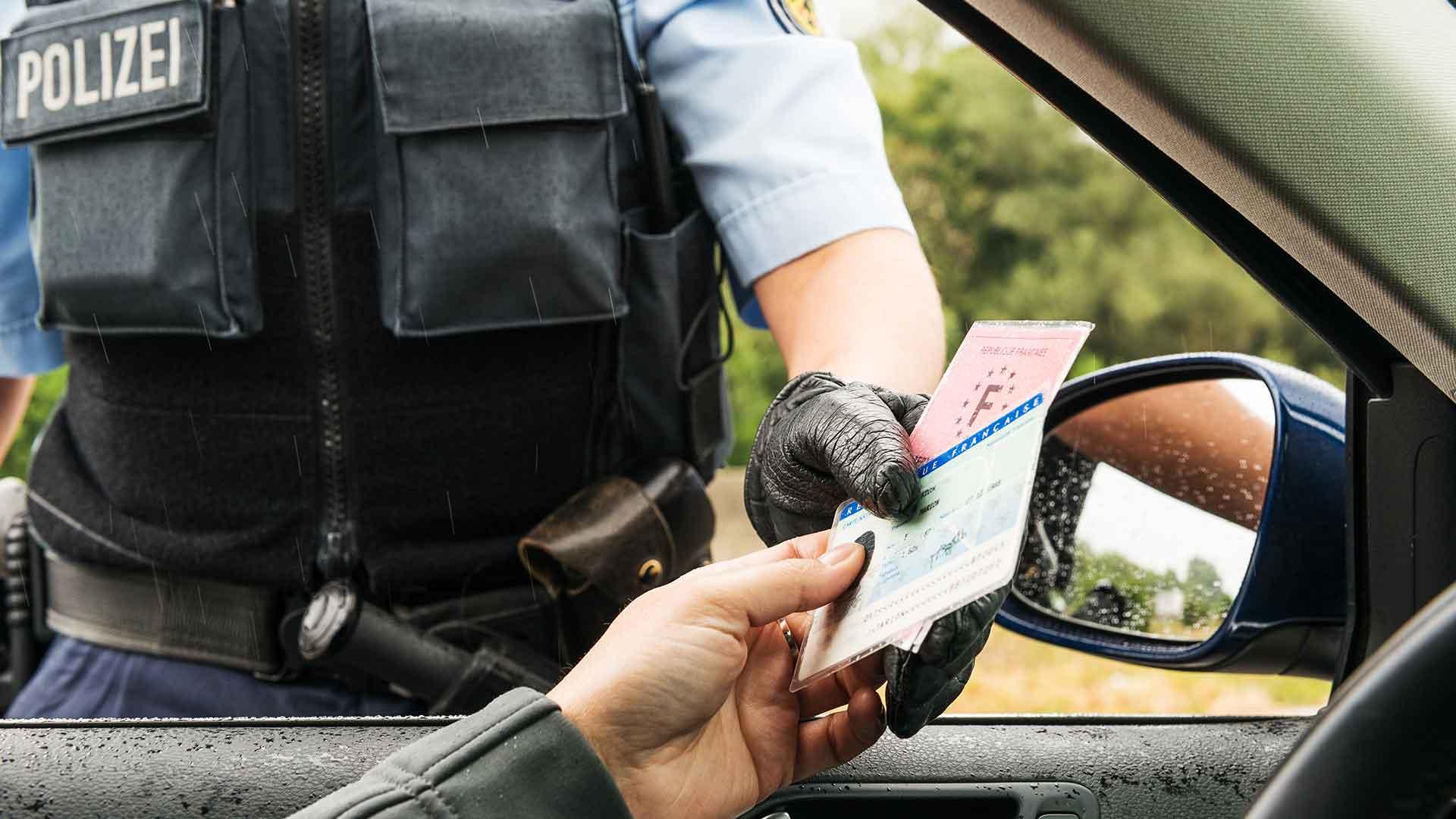 Führerschein Untersuchung