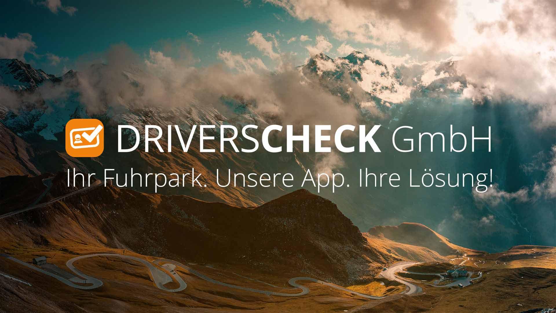 Umbenennung DriversCheck